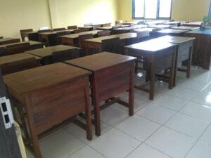 meja sekolah sd